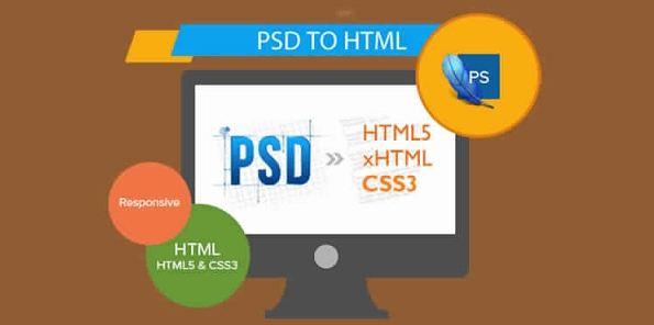 Lý do bạn cần cắt PSD to HTML
