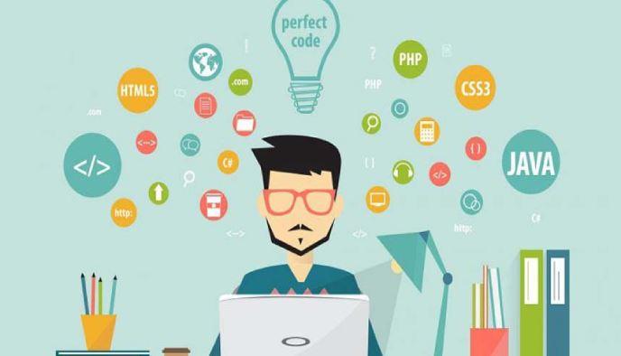 Top 10 ngôn ngữ lập trình website.