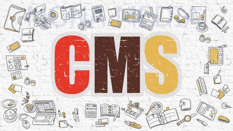 Giao diện cũng là một lợi thế của CMS, giúp bạn tiết kiệm thời gian khi thiết kế website.