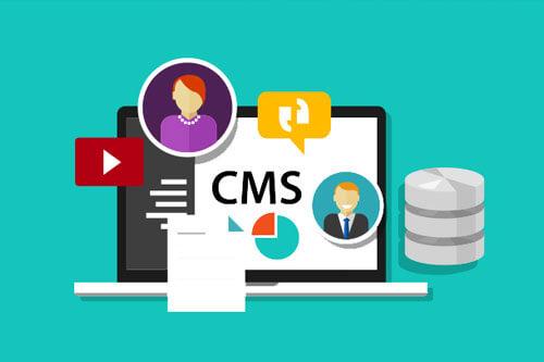 Hệ thống quản lý nội dung CMS cho phép truy cập dễ dàng vào trang web của bạn, dễ dàng cộng tác trên những dự án khác nhau