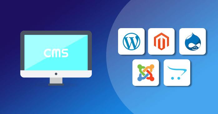 Thiết kế website bằng mã nguồn mở