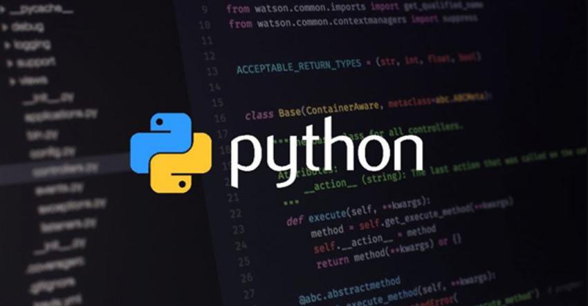 Hướng dẫn cài đặt và sử dụng ngôn ngữ lập trình Python