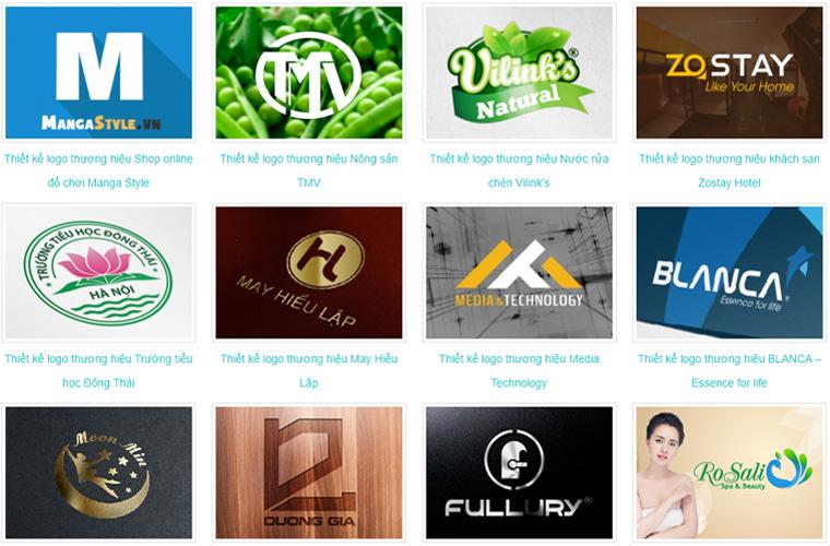 đơn vị thiết kế logo thương hiệu