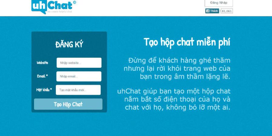trang web chat trực tuyết Unchat
