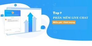 Top 7 phần mềm live chat miễn phí trên website phổ biến ngày nay