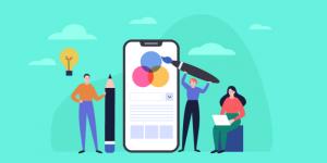 công ty thiết kế app mobile