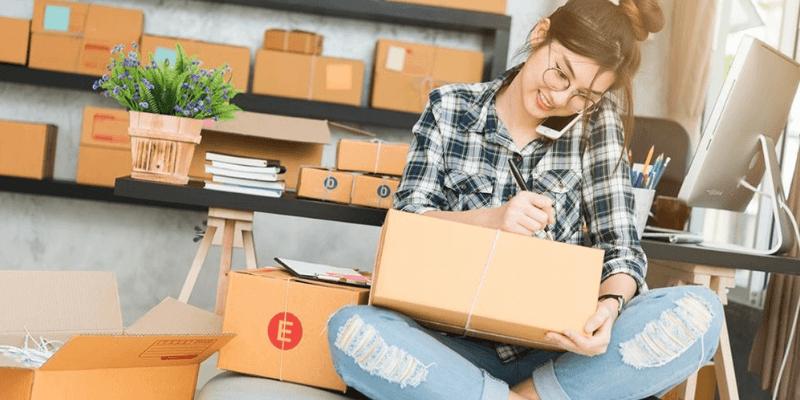 kinh doanh online kiếm tiền tại nhà